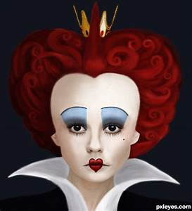 Photoshop Guide - The Making Of Queen of hearts - Pxleyes.com