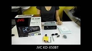 Jvc Kd-x50bt