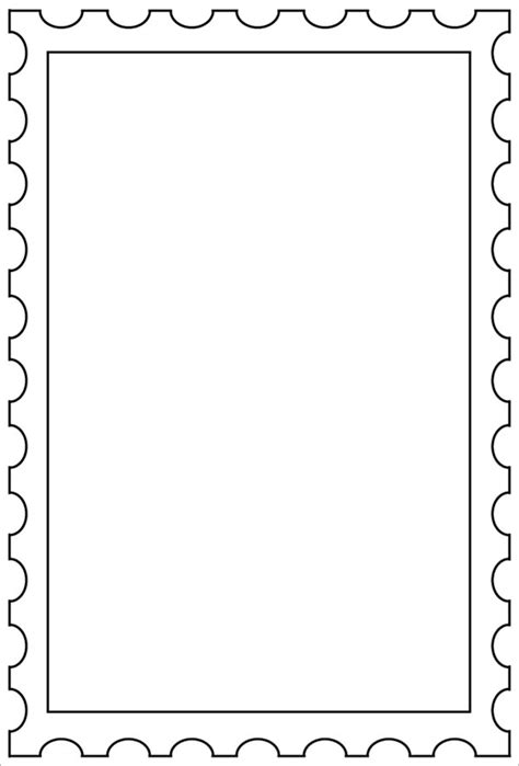 stamp template   jpg psd indesign format
