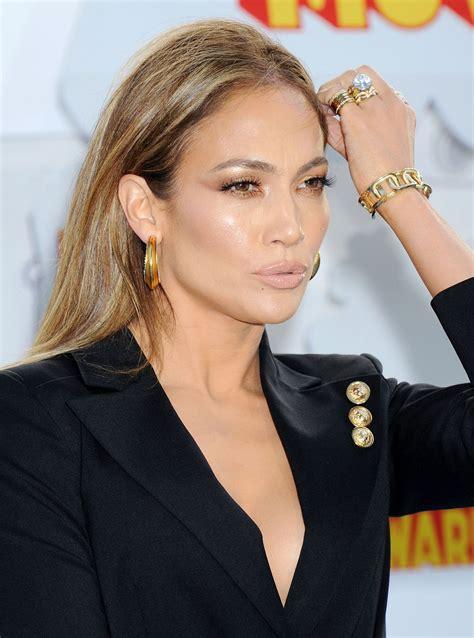 Jennifer Lopez MTV Movie Awards 2015
