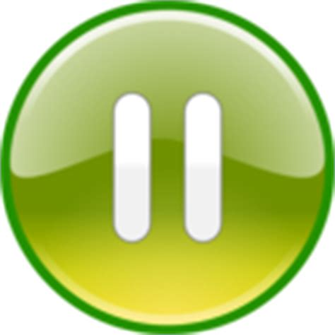 11301 play pause button png windows media player pause button clipart i2clipart
