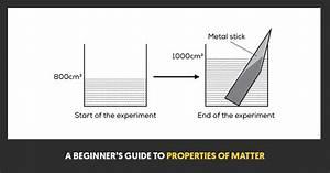 A Beginner U0026 39 S Guide To Properties Of Matter