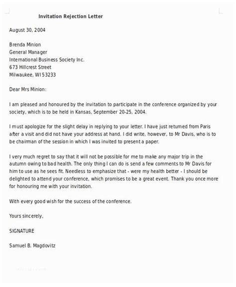 reject wedding invitation politely sample nailartssravi