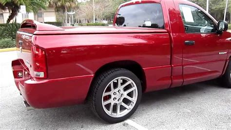 2006 Dodge Ram SRT 10 Viper Powered, For Sale   YouTube