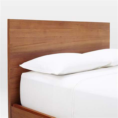 teak bath shelf west elm nash storage bed teak west elm