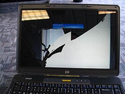 Laptop Broken Screen Fix Pc Common
