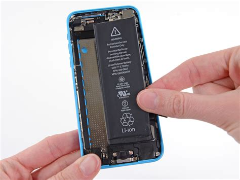 iphone  battery replacement ifixit repair guide