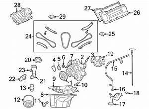 Dodge Ram 1500 Engine Timing Chain Tensioner