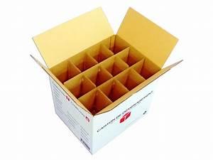 Carton Pour Verre : carton vaisselle 24 verres ou 12 bouteilles contact ~ Edinachiropracticcenter.com Idées de Décoration