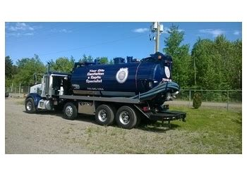 septic tank services  sault ste marie