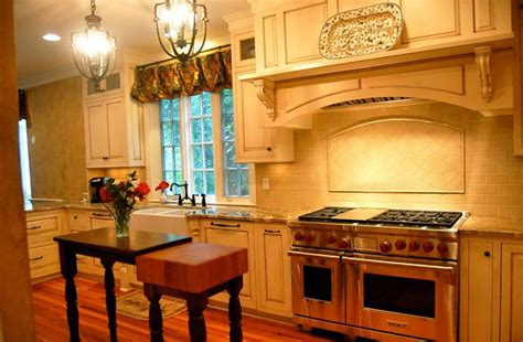 winston salems premier custom cabinets  kitchen