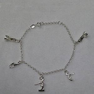 bijoux bracelets pour la gymnastique bracelet breloques With robe fourreau combiné avec bracelet argent breloque