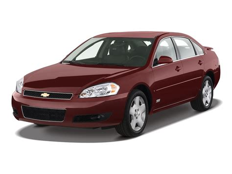 20072008 Chevrolet Impala Owners Suing Gm Over Tire Wear