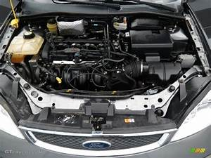 2005 Ford Focus Zx3 Ses Coupe Engine Photos