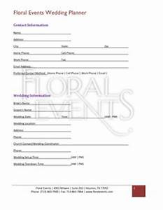 floral shop bridal agreement contract template editable With florist wedding contract template