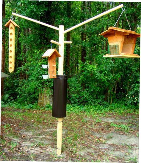 pole bird feeders squirrel proof unique bird feeder