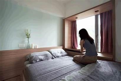 Furniture Apartment Hong Kong Adjustable Wooden Natural