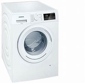 Siemens Waschmaschine 1600 : siemens waschmaschine vergleich 2018 ~ Michelbontemps.com Haus und Dekorationen