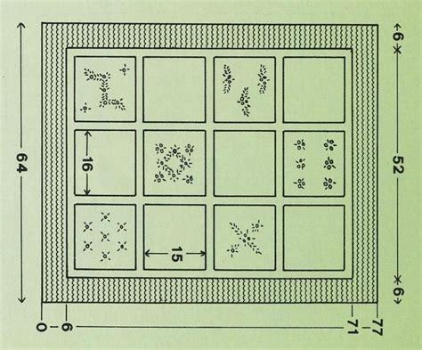 copertina a maglia lavori a maglia istruzioni per realizzare copertine per