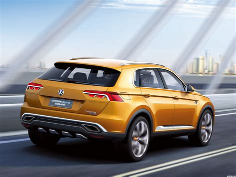 volkswagen coupe vw tiguan coupe technical details history photos on
