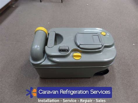 thetford replacement holding tank c200 cassette toilet everything caravans
