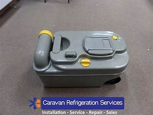 Thetford Replacement Holding Tank C200 Cassette Toilet
