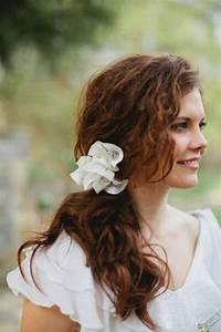 Curly Hairstyle Ideas For Your Wedding Day Hair World