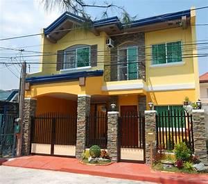 Contemporary home design philippines l cheap house contractor for House interior design manila