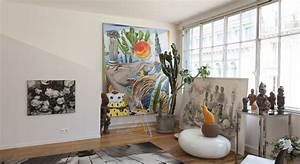 Appartement Galerie Dart Dans Un Loft Style Eiffel