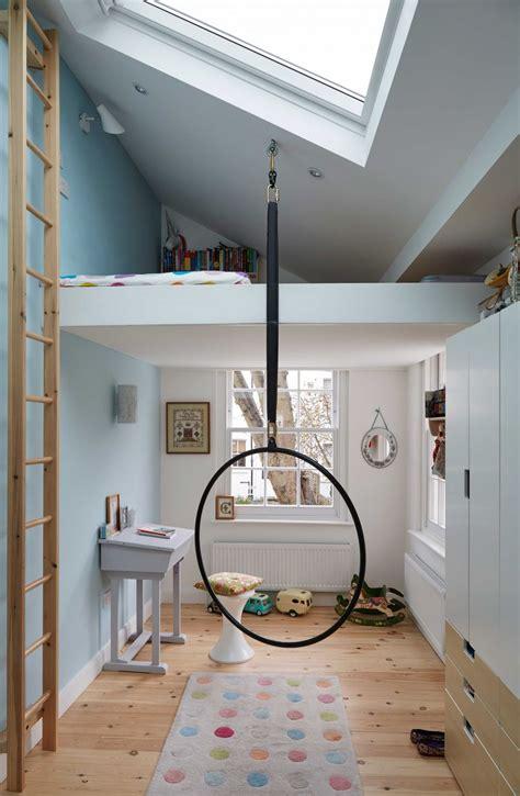 rooflights  childrens bedroom ideas   house