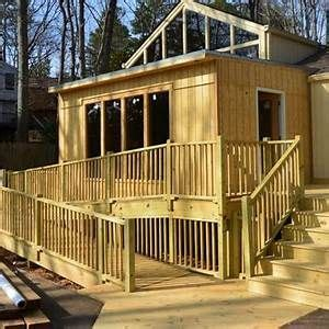 wheelchair ramp   story deck bing