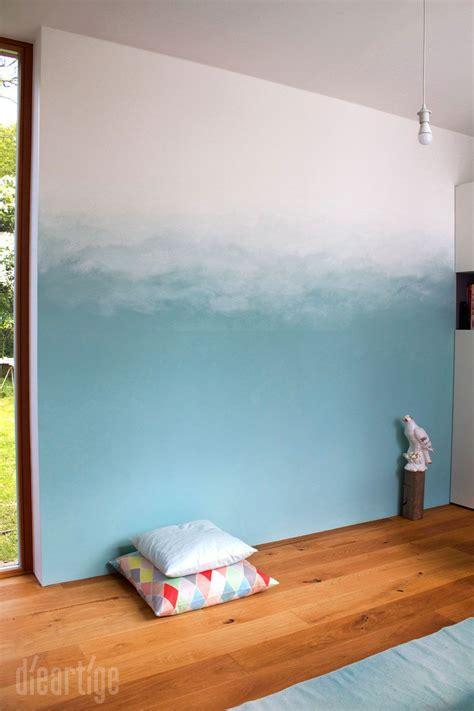 Wandgestaltung Kinderzimmer Türkis by Dieartigeblog Wandgestaltung Raumgestaltung