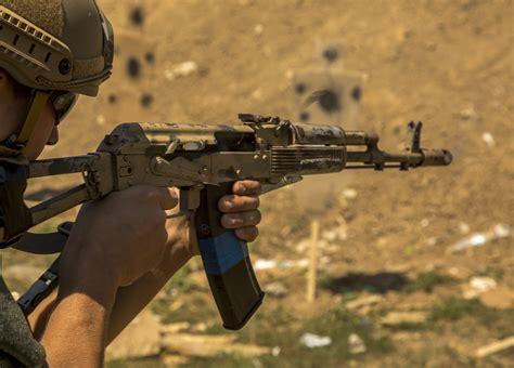 ak   steroids     powerful gun