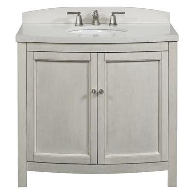 Allen Roth Bathroom Vanity by Allen Roth Moravia 36 In Bathroom Vanity With Engineered