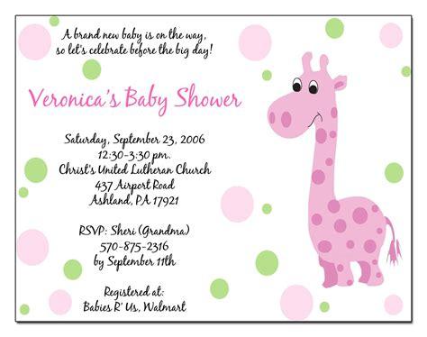 Baby Shower Invitation  Baby Shower Invitations Templates