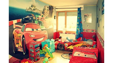d馗oration chambre cars d 233 co chambre garcon cars