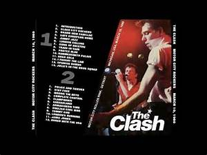 Motor Live Youtube : the clash motor city rockers full remastered live album youtube ~ Medecine-chirurgie-esthetiques.com Avis de Voitures