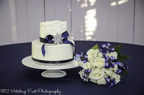 Two-tier Wedding Cakes