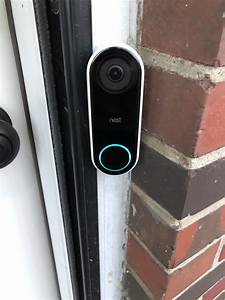 Nest Hello Doorbell Installed  U0026 Nest Hello Doorbell
