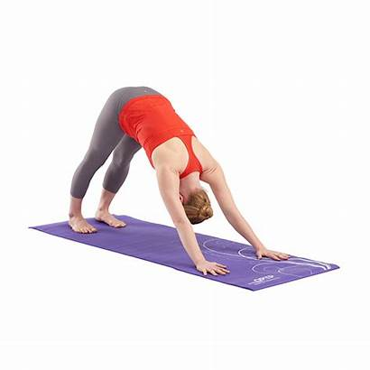Mat Yoga Optp Exercise Mats Fitness Related