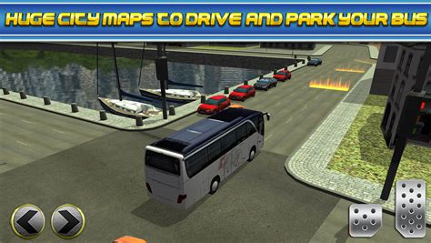 3d Bus Driver Simulator Car Parking Game  Real Monster