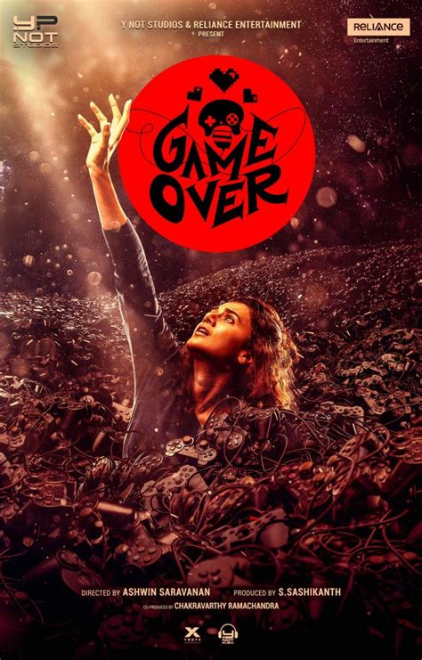 Game Over (2019) เกมโอเวอร์หน้าแรก ดูหนังออนไลน์ ...