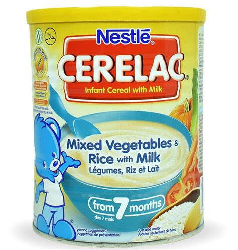lactogen no 1 malaysia cerelac mixed vegetables rice with milk from 7 months