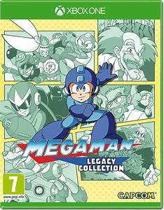 Mega Man Legacy Collection 1 -US- [Xbox One] • World of Games