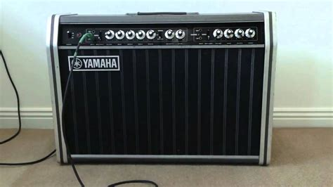 Yamaha Yta-95 Vintage Combo Guitar Amplifier Amp