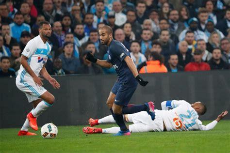 Marseille – PSG 1-5, 26/02/17, Ligue 1 16-17 | Rendez-vous ...