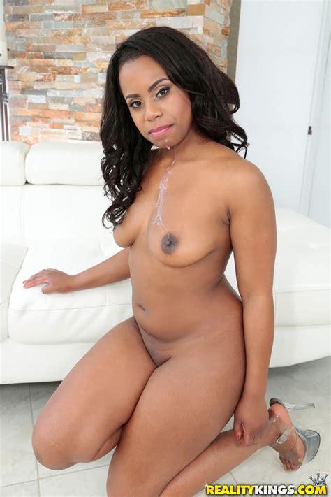 Hot Ebony Chick Is Having Fun Milf Fox