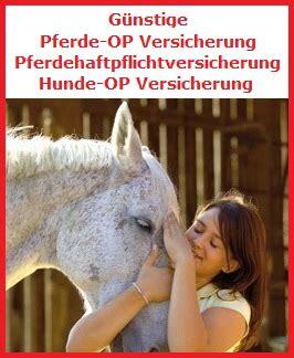 guenstige pferde op versicherung pferde op versicherungen