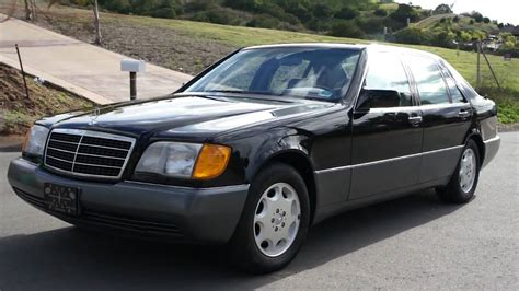 how do i learn about cars 1992 mercedes benz w201 electronic valve timing 1992 mercedes benz 500sel w140 s600 s500 1 owner 45k orig mi 4 sale mint youtube