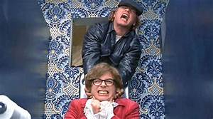 going to the toilet the craziest bathroom scenes in the With austin powers bathroom scene